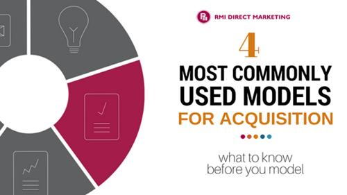 4 Most Commonly Used Models for Acquisition