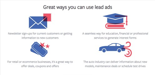Facebook Lead Ads How To Use
